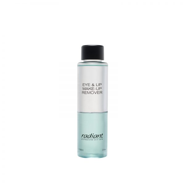 RADIANT EYE & LIP MAKE UP REMOVER 100ML