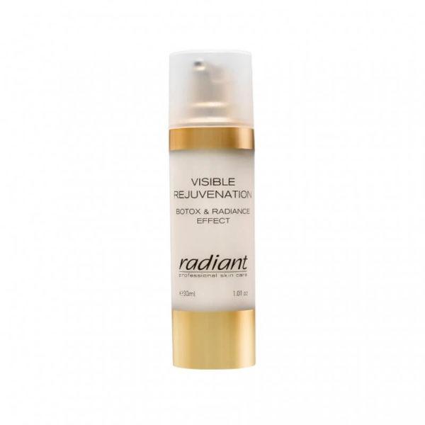 Radiant Visible Rejuvenation Botox and Radiance Effect 30ml