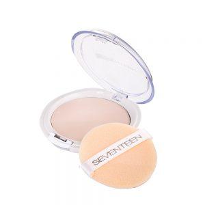 Seventeen Transparent Silky Compact Powder