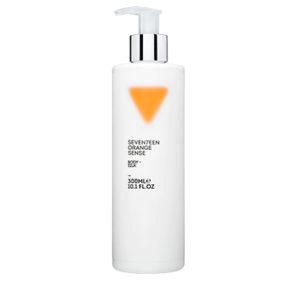 Seventeen cosmetics Orange Sense Body Silk 300ml