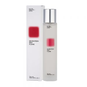 Seventeen cosmetics Flame Eau De Toilette 50 ml