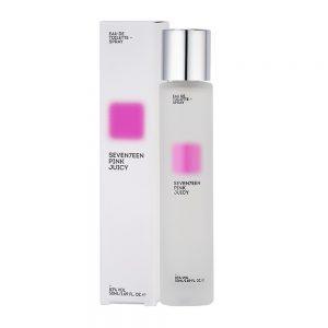 Seventeen cosmetics Juicy Eau De Toilette 50ml