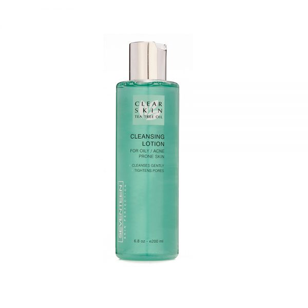 Seventeen cosmetics Clear Skin Cleansing Lotion 200ml