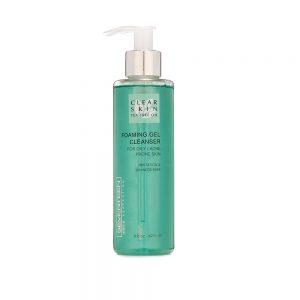 Seventeen cosmetics Clear Skin Foaming Gel Cleanser 200ml