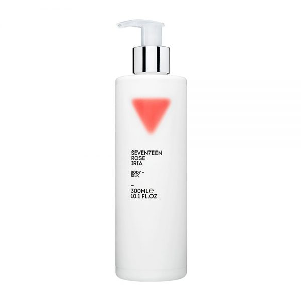 Seventeen cosmetics Rose Iria Body Silk 300ml