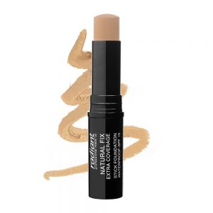 RADIANT NATURAL FIX EXTRA COVERAGE STICK FOUNDATION WATERPROOF SPF 15 8.5gr