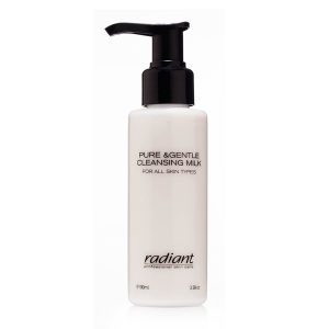 RADIANT PURE & GENTLE CLEANSING MILK 100ml