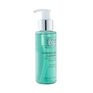 Seventeen cosmetics Clear Skin Foaming Gel Cleanser