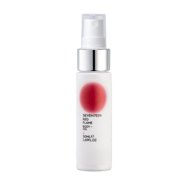 SEVENTEEN DRY BODY OIL RED FLAME