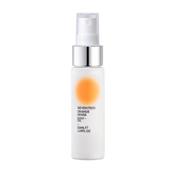 SEVENTEEN DRY BODY OIL ORANGE SENSE