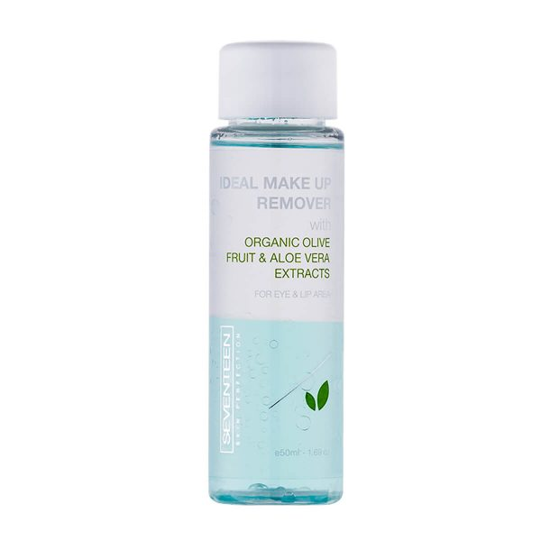 Seventeen cosmetics Ideal Makeup Remover for Eyes & Lip Area