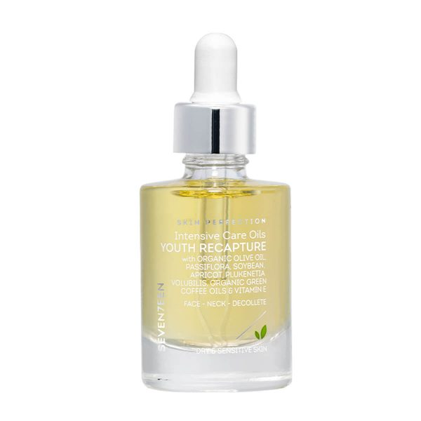 Seventeen cosmetics Intensive Care Youth Recapture Oil