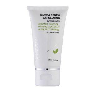Seventeen cosmetics Glow & Renew Exfoliator for All Skin Types