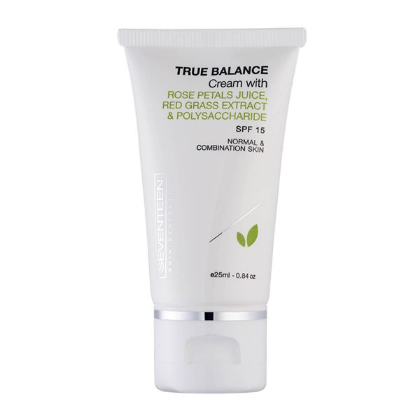 Seventeen cosmetics True Balance Cream