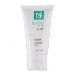Seventeen cosmetics Clear Skin Balancing & Moisturizing Cream