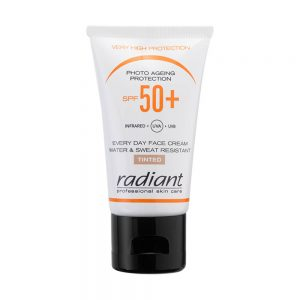 RADIANT PHOTO AGEING PROTECTION SPF50+ TINTED