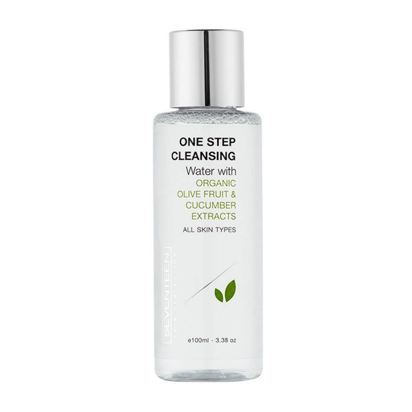 Seventeen cosmetics One Step Cleansing Water