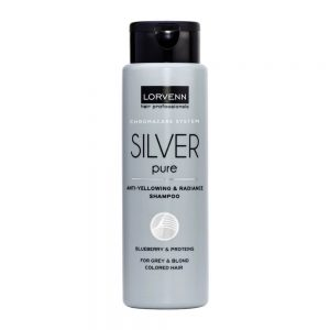 Lorvenn Silver Pure Shampoo