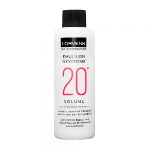 Lorvenn Beauty Color Emulsion Oxycreme 20 Vol