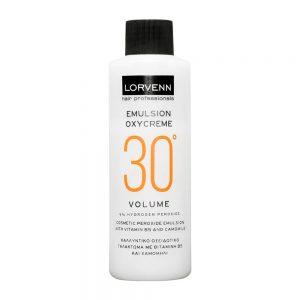 Lorvenn Beauty Color Emulsion Oxycreme 30 Vol