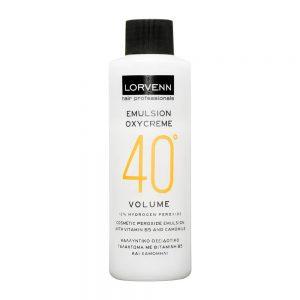 Lorvenn Beauty Color Emulsion Oxycreme 40 Vol