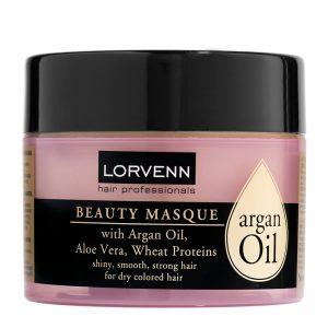 Lorvenn Argan Exotic Oil Beauty Masque
