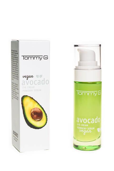 Tommy G Avocado Eye Cream Powdery Serum