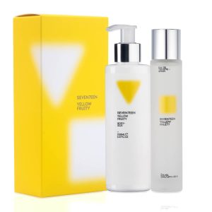 Seventeen Yellow Fruity Set Body Silk 200ml and EDT 50ml