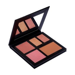 Radiant Face and Cheek Palette limited edition 30g