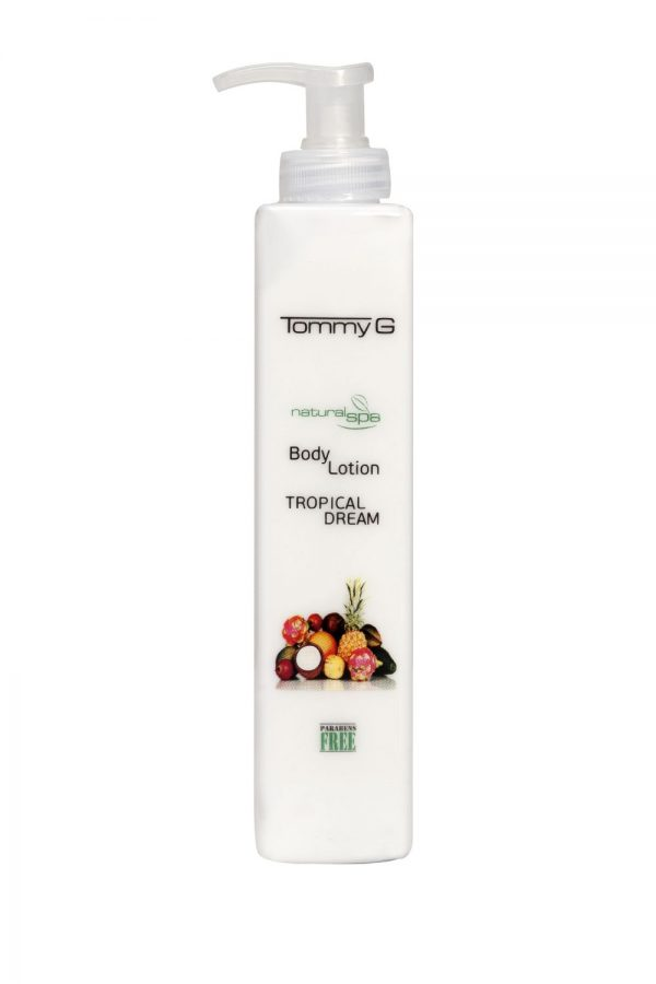 Tommy G Natural Spa B.Lotion Tropical Dream 300ml