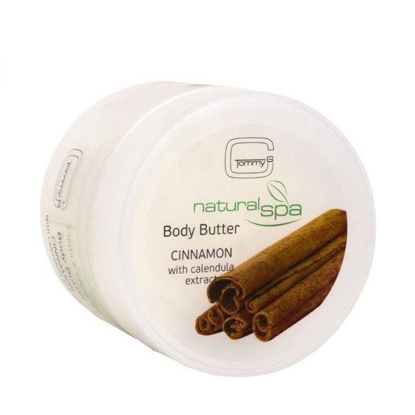 Tommy G Natural Spa B.Butter Cinnamon 200ml