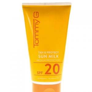 Tommy G Sun Care Body Milk SPF20 150ml