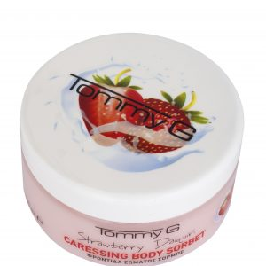 Tommy G Body Sorbet Strawberry Daiquiri 200ml