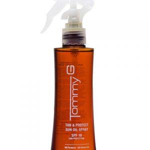 Tommy G Sun Oil Spray SPF 10 150ml