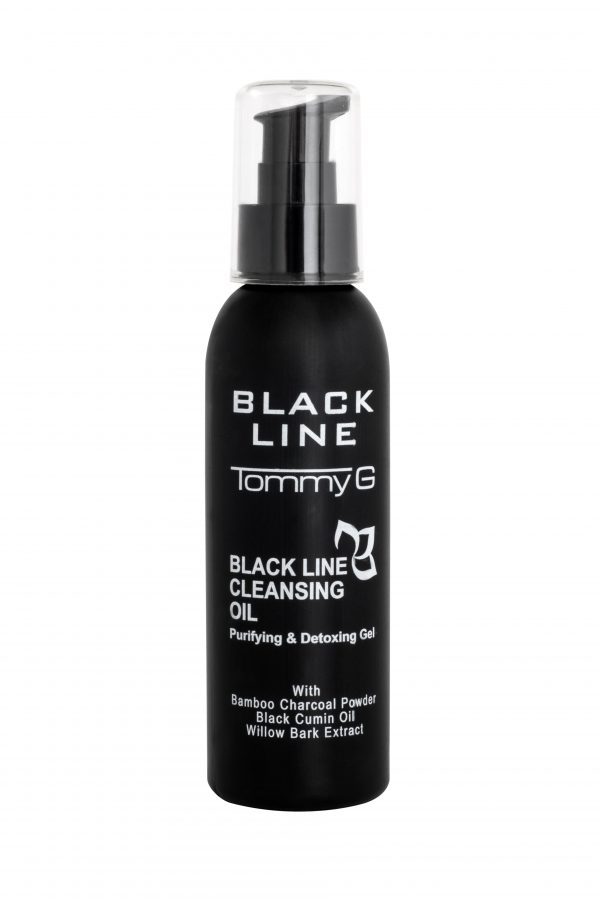 Tommy G Black Line Cleansing Oil 150ml