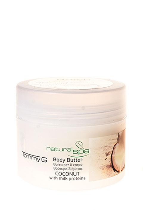 Tommy G Natural Spa B.Butter Coconut 200ml
