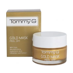 Tommy G Gold Mask Peel Off 50ml