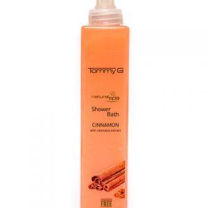 Tommy G Natural Spa Sh.Bath TG Cinnamon 300ml