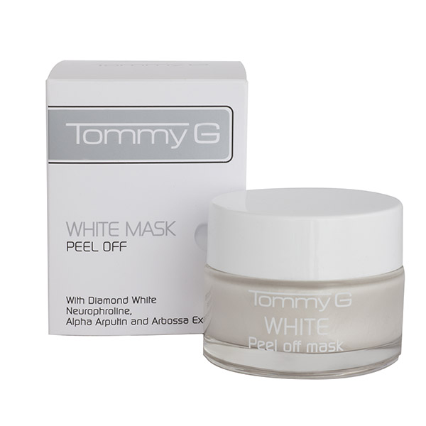 Tommy G White Mask Peel Off 50ml