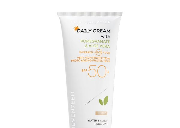 Seventeen Daily Cream SPF50 Tinted 50ml