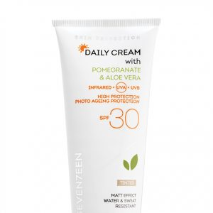 Seventeen Daily Cream SPF30 Tinted 50ml