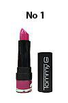 Tommy G Rich Lip Color Lipstick N.01