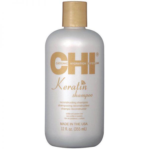 Chi Keratin Reconstructing Shampoo 355ml