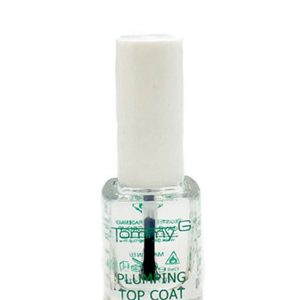 Tommy G Plumping Top Coat nails