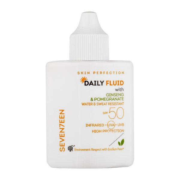 Seventeen Daily Fluid SPF50