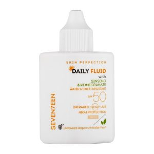 Seventeen Daily Fluid SPF50 Tinted