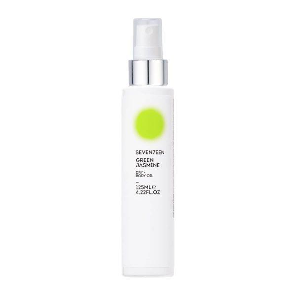 Seventeen Green Jasmine Dry Body Oil 125ml