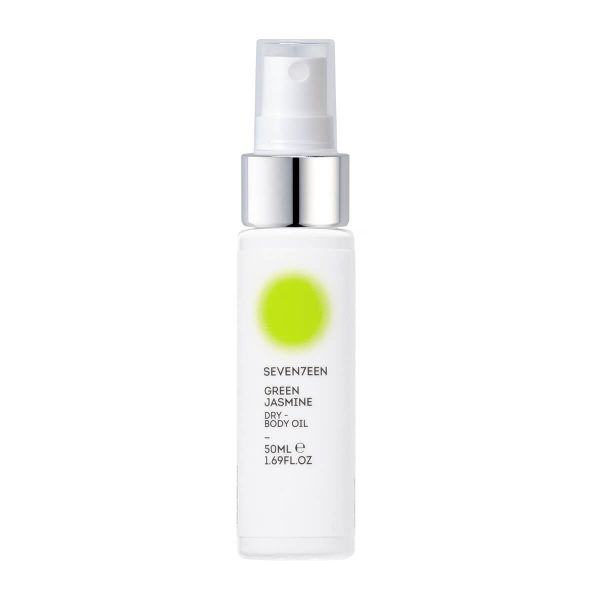 Seventeen Green Jasmine Dry Body Oil 50ml