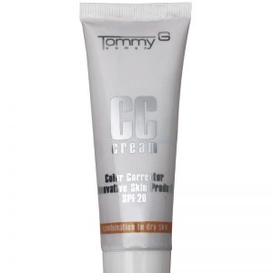 TOMMY G CC CREAM COMB. TO DRY SKIN N.01