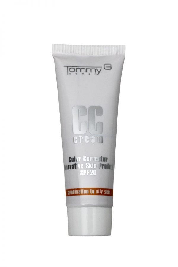 TOMMY G CC CREAM COMB.TO OILY SKIN N.02